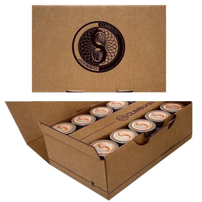 Picture Crema de manos Climbskin. Cardbox 25 ud + 2 postales + manual - Vibasport